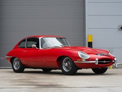 Navigate to Lot 139 - 1967 Jaguar E-Type Series I 2+2 Coupé (4.2 litre)