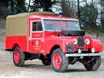 REF 77 1957 Land Rover Series I Fire Tender