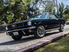 Navigate to Lot 309 - 1966 Ford Mustang Notchback