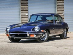 Navigate to Lot 166 - 1970 Jaguar E-Type Series II 2+2 Coupé