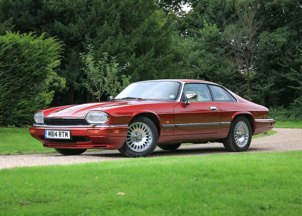 Lot 245 - 1994 Jaguar  XJS Coupé (6.0 Litre)
