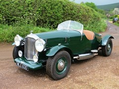 Navigate to REF 93 1951 Bentley Mk. VI Special by Padgett