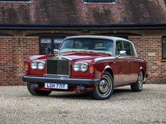 Navigate to Lot 290 - 1978 Rolls-Royce Silver Wraith II