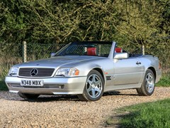 Navigate to Lot 137 - 1995 Mercedes-Benz SL500 Mille Miglia