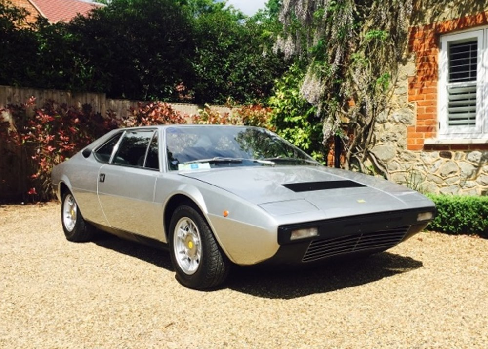 Lot 177 - 1975 Ferrari Dino 208 GT4 *WITHDRAWN