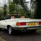 Ref 30 1985 Mercedes-Benz 280SL Roadster -