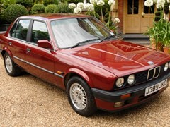 Navigate to Lot 344 - 1991 BMW 325i Saloon