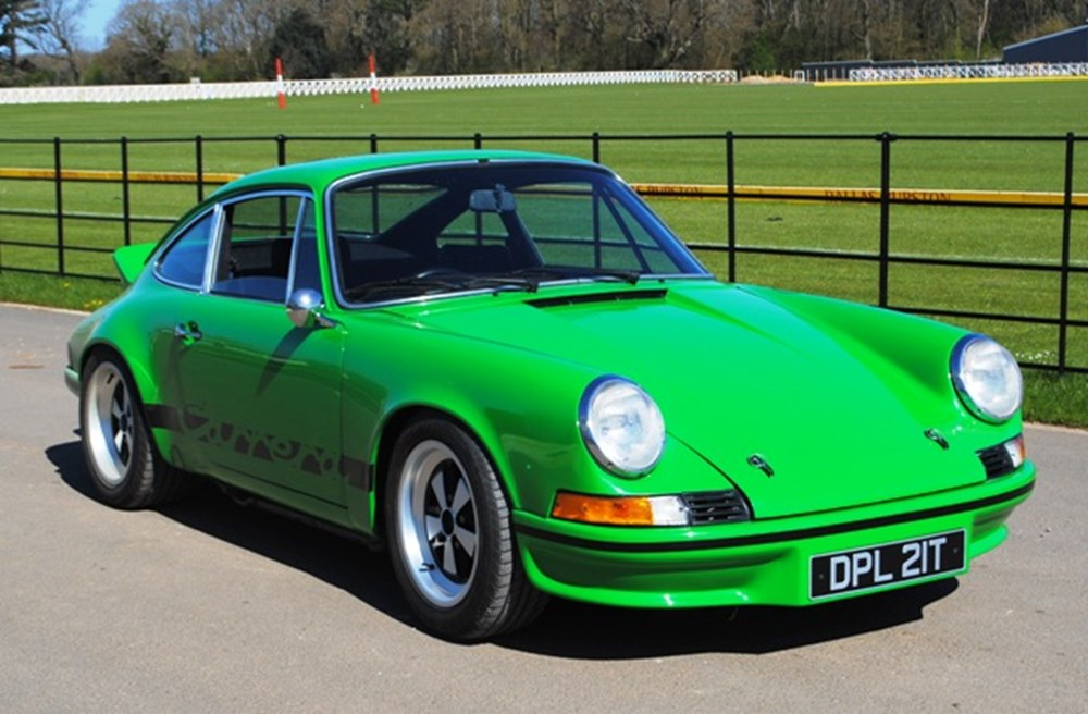 Lot 372 - 1979 Porsche 911SC to 1973 RS Specification
