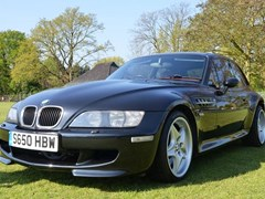 Navigate to Lot 206 - 1998 BMW Z3M Coupé