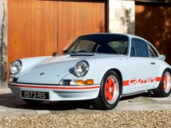 Navigate to Lot 285 - 1989 13028 911 Carrera to 1973 RS Specification
