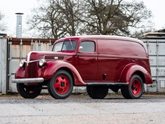 Navigate to Lot 183 - 1941 Ford Delivery Panel Van