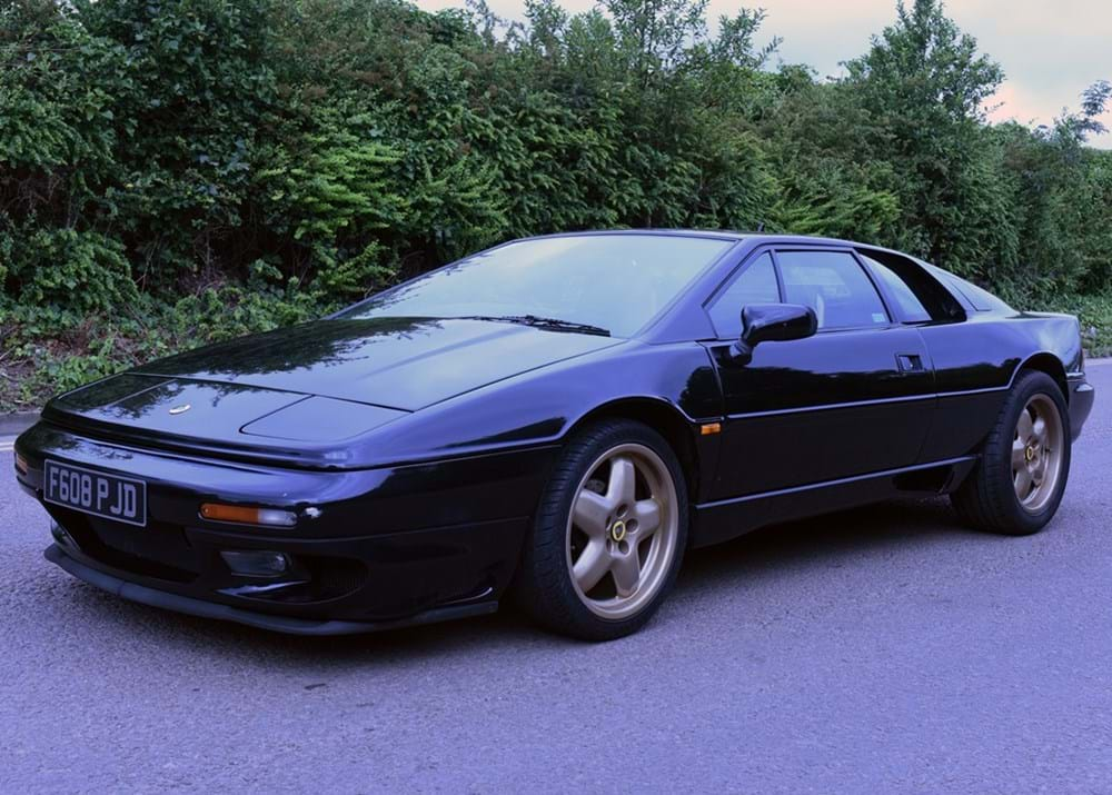 Lot 278 - 1989 Lotus Esprit Turbo