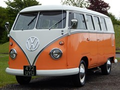 Navigate to Lot 223 - 1958 Volkswagen T2 Kombi (Splitscreen) *WITHDRAWN*
