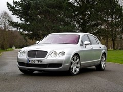 Navigate to Lot 280 - 2006 Bentley Continental Flying Spur