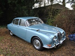 Navigate to Lot 266 - 1966 Jaguar S-Type Saloon (3.8 litre)