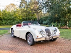 Navigate to Lot 278 - 1998 Jaguar XK by Aristocat