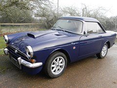 Navigate to Lot 299 - 1965 Sunbeam Tiger