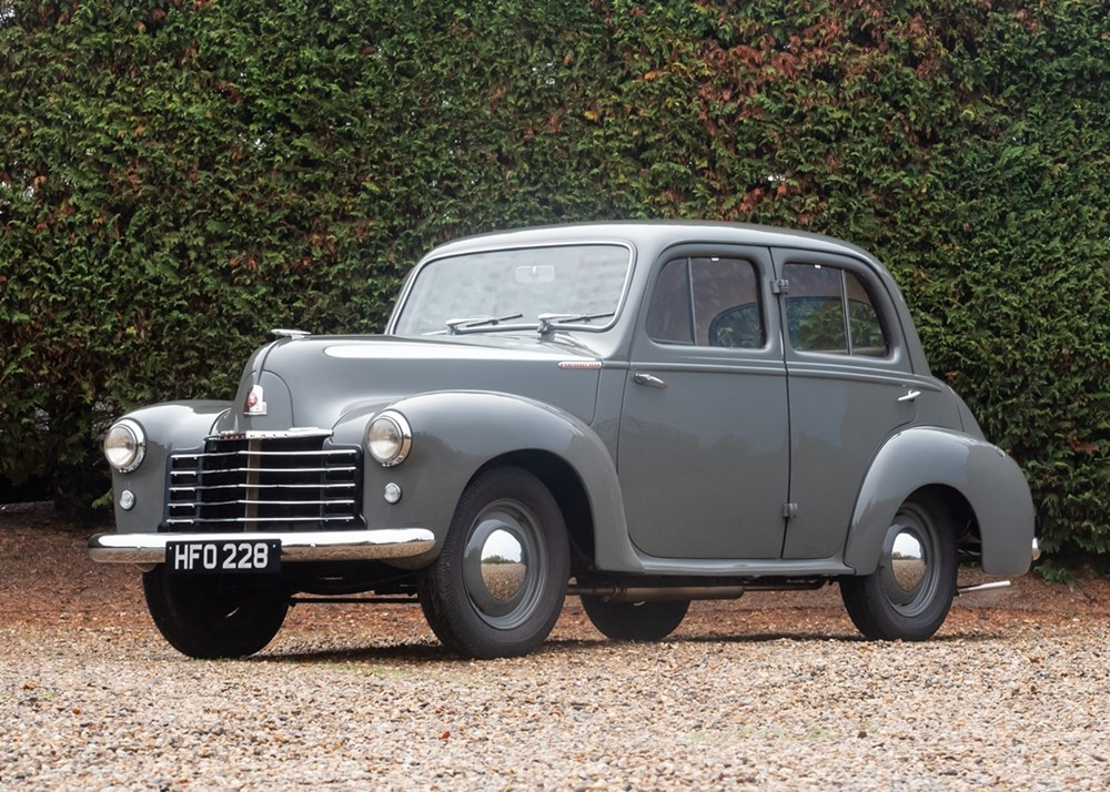 Lot 221 - 1949  Vauxhall Wyvern L
