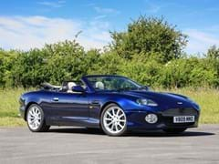 Navigate to Lot 224 - 2000 Aston Martin DB7 Volante