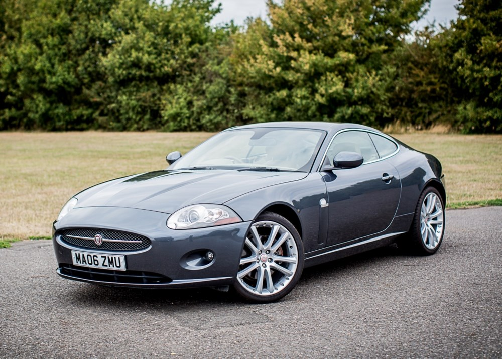 Lot 127 - 2006 Jaguar XK8 Coupé