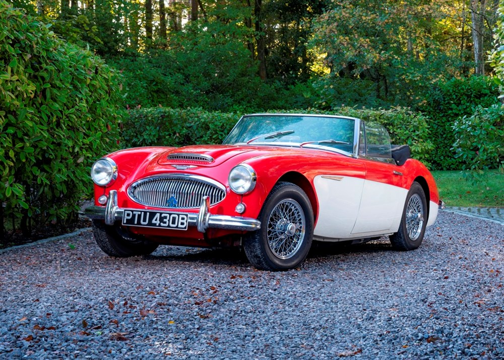 Lot 278 - 1964 Austin-Healey 3000 Mk. III BJ8 (Phase I)