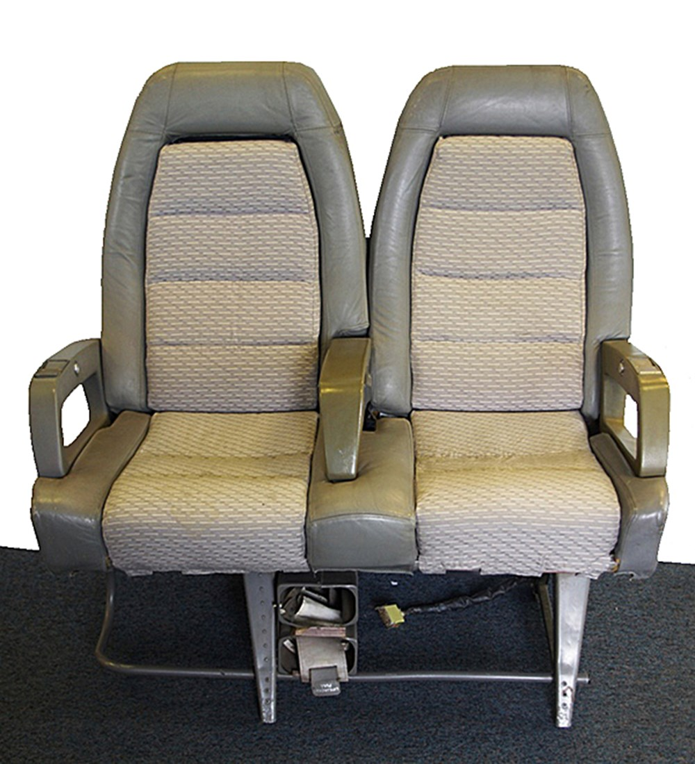 Lot 157 - Concord passenger seats