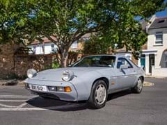 Navigate to Lot 105 - 1982 Porsche 928