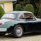 Jaguar XK150 Fixedhead Coupe (green) -