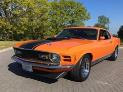 Navigate to Lot 254 - 1970 Ford Mustang Mach 1