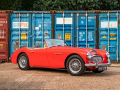 Navigate to Lot 214 - 1962 Austin-Healey 3000 Mk. II BT7