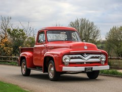 Navigate to Lot 285 - 1955 Ford F100 Pick-up