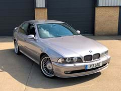Navigate to Lot 140a - 1996 BMW 540i