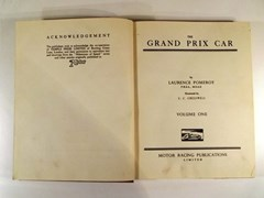 Navigate to The Grand Prix Car by Pomeroy