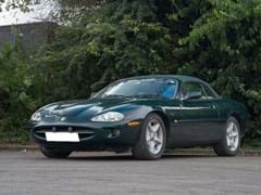 Navigate to Lot 150 - 1997  Jaguar XK8 Convertible