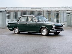 Navigate to Lot 261 - 1963 Ford Cortina Mk. I 1500 GT