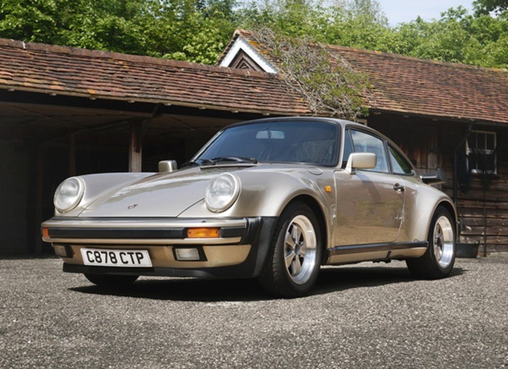 Lot 242 - 1985 Porsche 911 SSE 'Supersport'