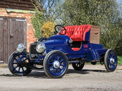 Navigate to Lot 187 - 1916 Talbot 4CY 15/20 'The Qantas Flyer'