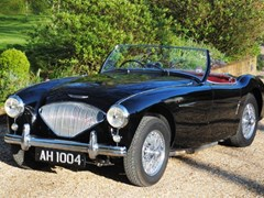 Navigate to Lot 383 - 1954 Austin-Healey 100/4 BN1