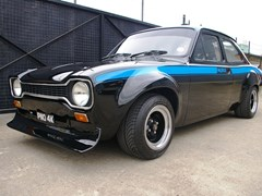 Navigate to Lot 329 - 1971 Ford Escort Mexico