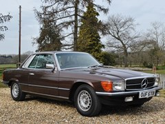 Navigate to Lot 106 - 1981 Mercedes-Benz 280SLC