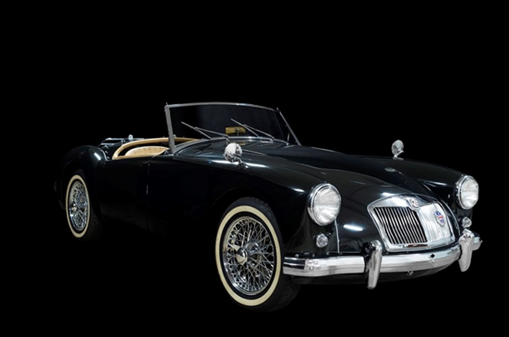 Lot 162 - 1958 MG A Roadster