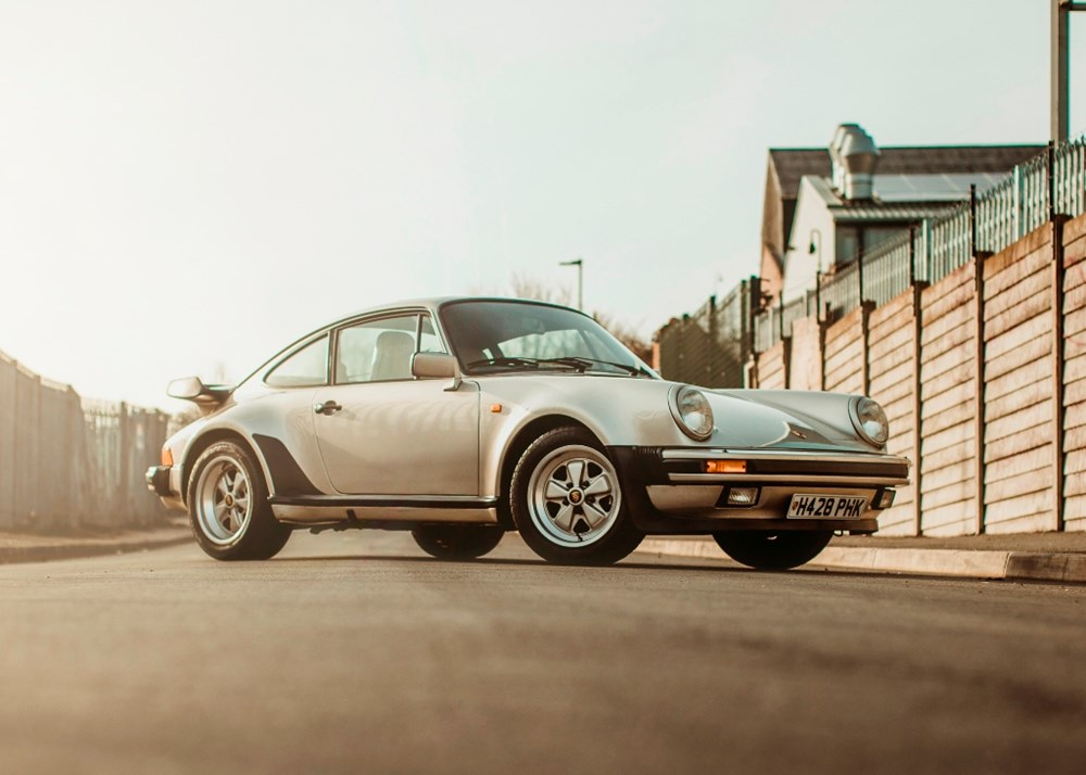Lot 188 - 1989 Porsche 911 / 930 Turbo