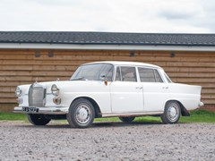 Navigate to Lot 253 - 1965 Mercedes-Benz 190c Fintail