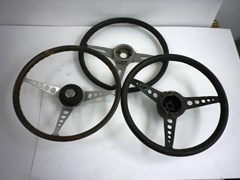 Navigate to Classic car steering wheels