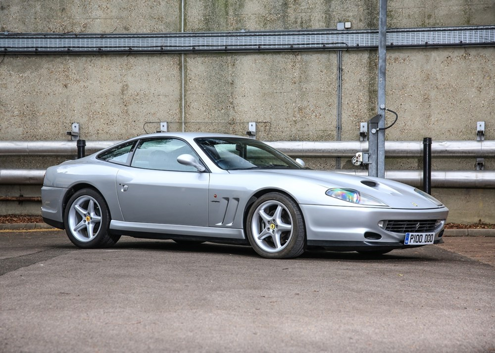 Lot 253 - 1997 Ferrari 550 Maranello