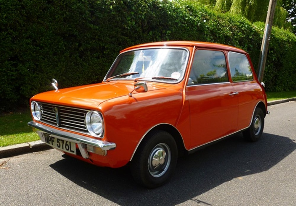 Lot 312 - 1972 Austin Mini Clubman