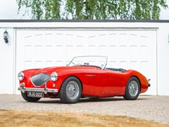 Navigate to Lot 201 - 1955 Austin-Healey 100/4 BN1