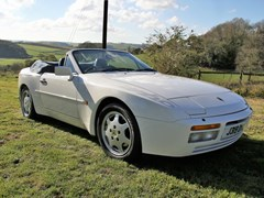 Navigate to Lot 241 - 1992 Porsche 944 Turbo Cabriolet