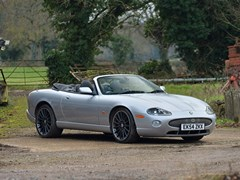 Navigate to Lot 125 - 2004 Jaguar XKR Convertible 'Carbon Edition'