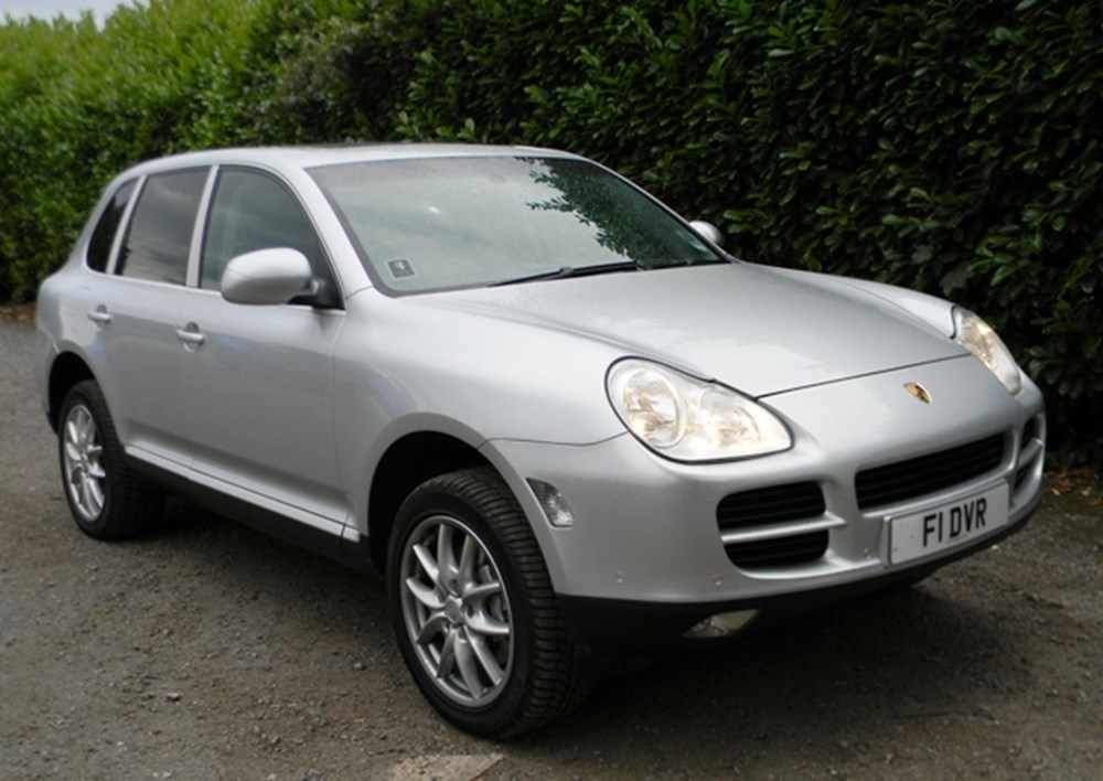 Lot 224 - 2003 13028 Cayenne S Tiptronic (Non-Turbo)